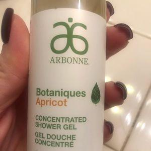 Arbonne body wash